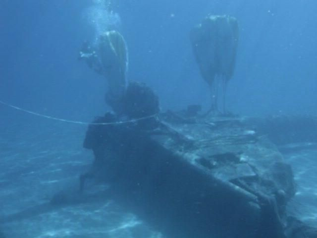 Ju-87 STUKA salvaged in Greece-1-jpg