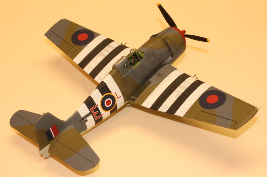 1st PLACE EXPERT and  MEMBERS CHOICE: 1/48 Hellcat Mk I JV-131 No 800 Sqn HMS Emperor-100412-4-oclock.jpg
