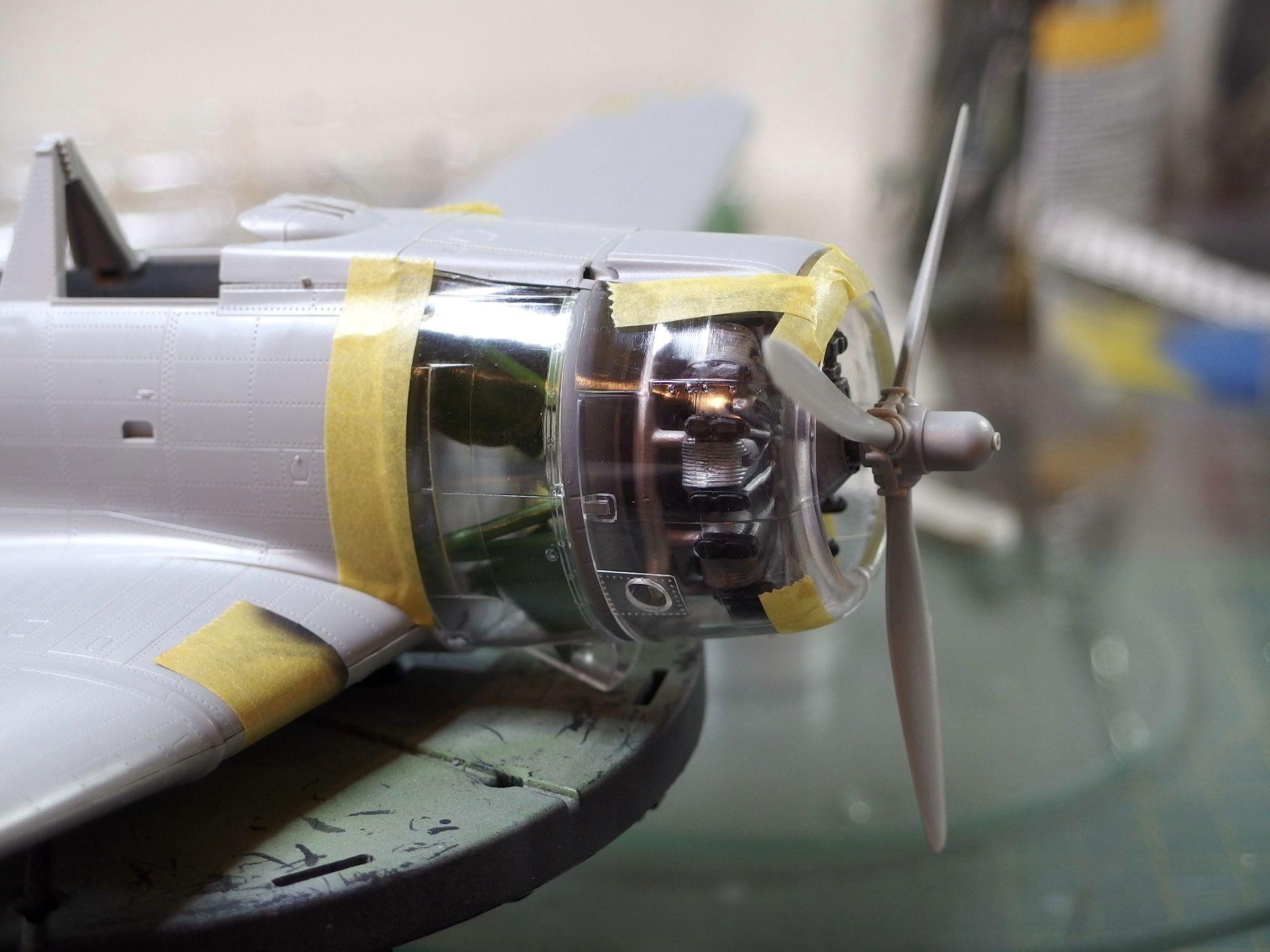 Trumpeter 1//32 02243 US Navy Douglas Sbd-5//a-24b Dauntless for sale online