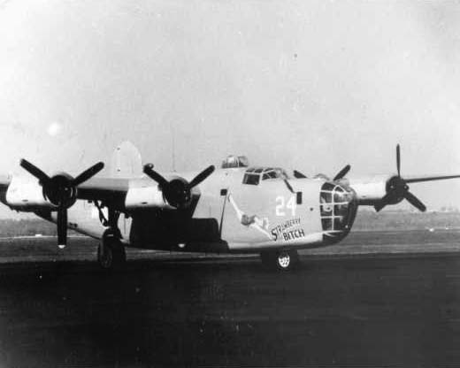 "Consolidated B-24D Liberator, ""Strawberry Bitch"", 512 BS, Libya 1943 Group Build-1b-24-5-jpg"