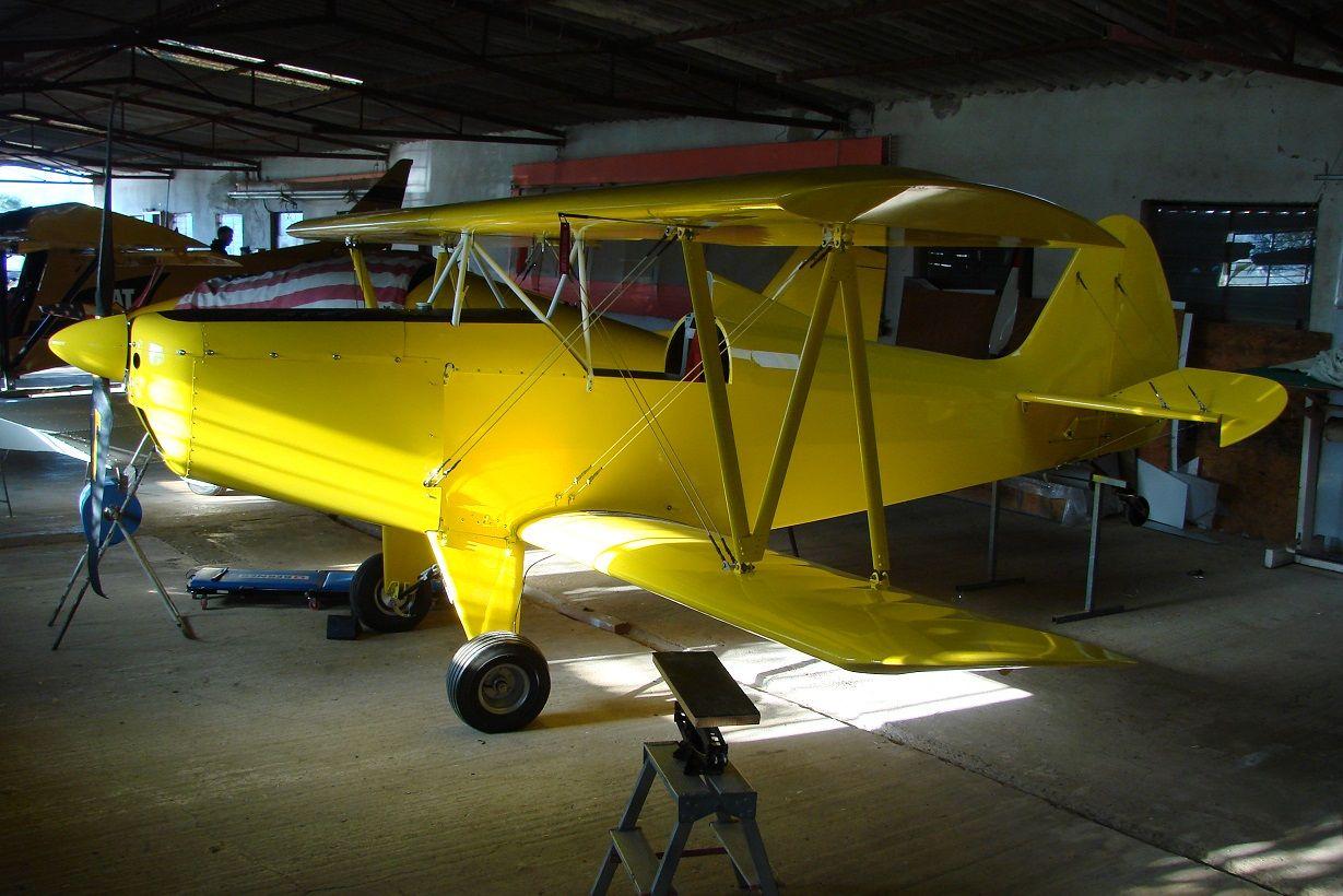 Ultralight biplane | Page 2 | Aircraft of World War II
