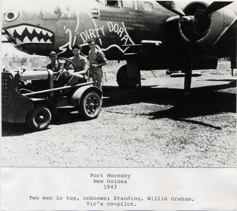 "**** DONE: 1/48 B-25C 41-12971 345th BG 499th BS ""Dirty Dora"" , Heavy Hitters GB-2-willie-graham-copilot-resized.jpg"