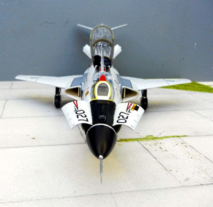 FINISHED: 1/48 F-101B Voodoo – The Jet Age  | Aircraft of