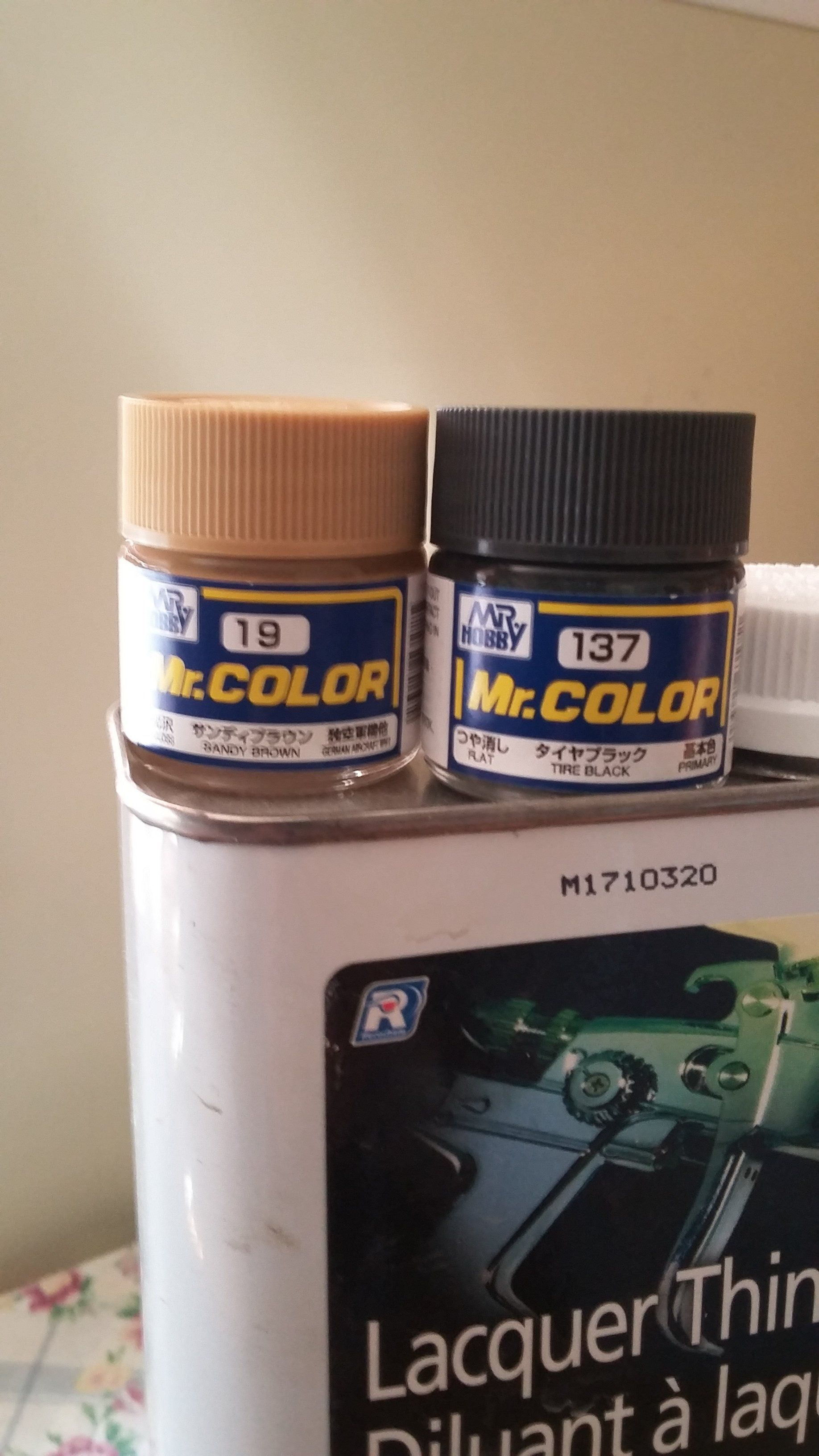 Mr  Color Lacquer Paint | Aircraft of World War II