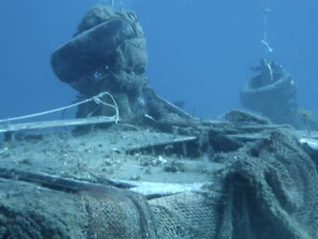 Ju-87 STUKA salvaged in Greece-21-jpg