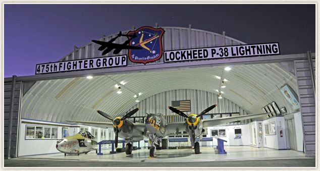Planes of Fame - Flying History events 2012-475th_hangar_evening_pic.jpg
