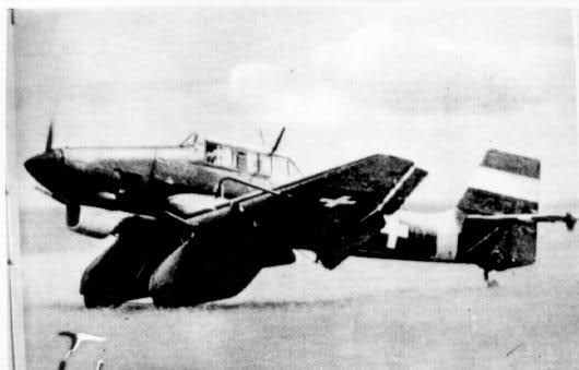 Hungarian aircraft   Aircraft of World War II - WW2Aircraft