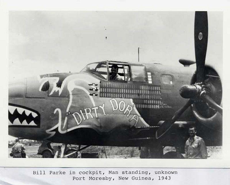 "**** DONE: 1/48 B-25C 41-12971 345th BG 499th BS ""Dirty Dora"" , Heavy Hitters GB-5-bill-park-cockpit-resized.jpg"