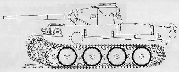 Rare crazy panzer projekts page 23 ww2aircraft forums 6b8xcsgg malvernweather Choice Image