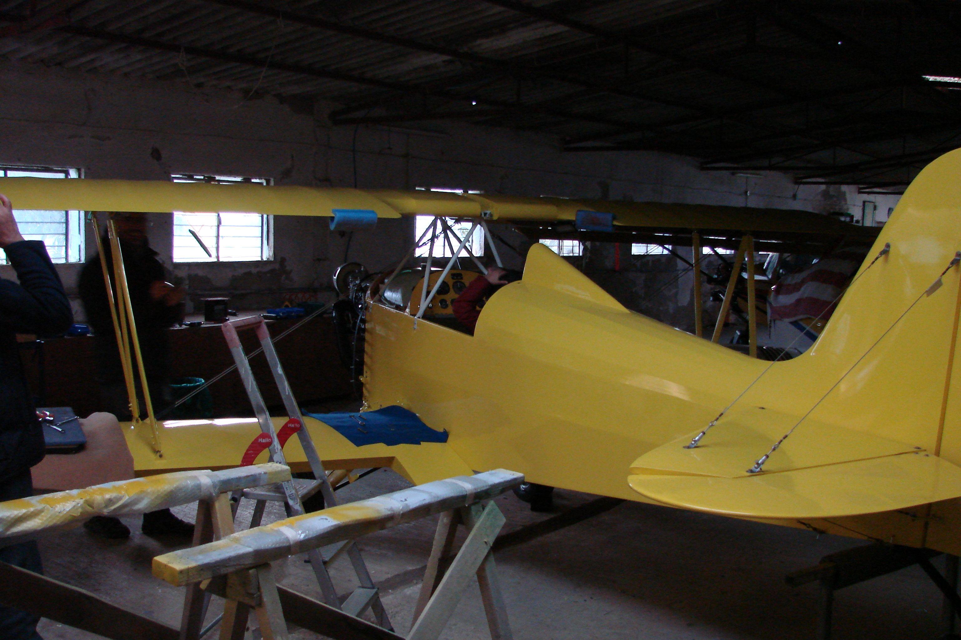 Ultralight biplane | Aircraft of World War II - WW2Aircraft