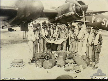 Looking for images of Beaufighter's Boarding Ladder-93sqnraaf4.jpg