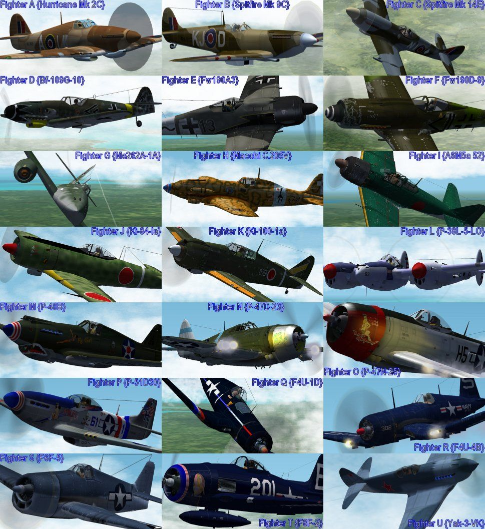 P-47N Thunderbolt vs. F4U-4 Corsair - Which was superior?-_fighter_table_5_137-jpg