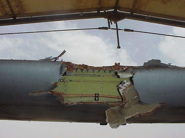"A-10 Thunderbolt ""WartHog"" Damage Pics....-a10battledamage10-jpg"