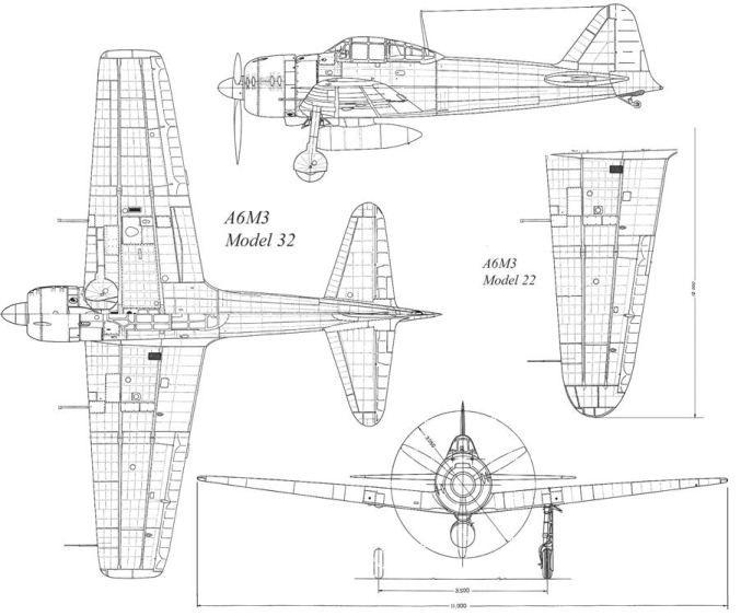 Hasegawa - A6M3 Zero Type 32 - 1/72 - Atualizado em 09-05-2012. 191231d1327924156t-done-rnzaf-captured-a6m3-captured-aircraft-foreign-service-gb-a6m3_model-32