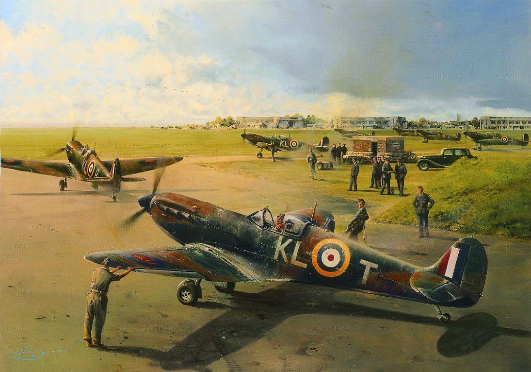 Military Aviation Art Wallpapers: Hi Res   WW2Aircraft.net Forums