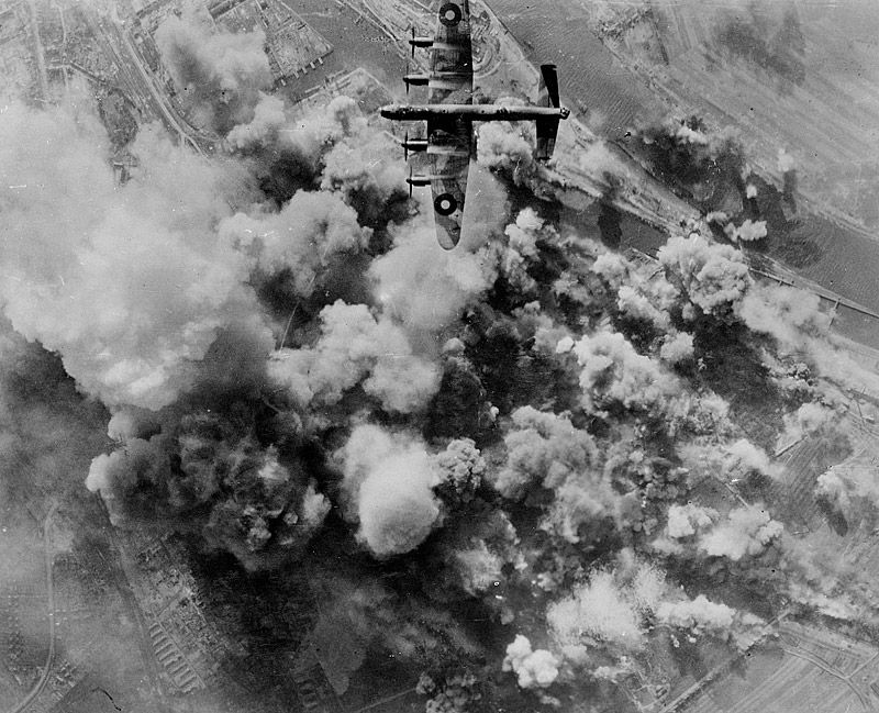 RAF Bomber Command Diary... Jan 1945......-atbremen_lanc-jpg