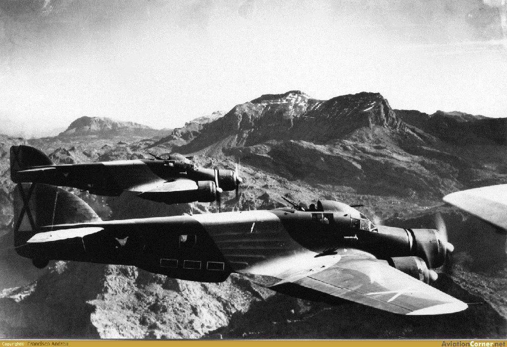 Spanish Civil War: Nationalist Air Force-avc_00178131-jpg