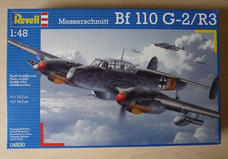 **** DONE: 1/48 Messerschmitt Bf 110 G-2 - Me/ Fw Group Build.-bf110-box-art-jpg
