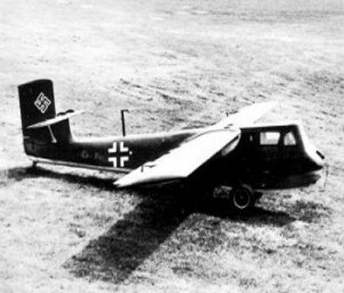 Possibly the best looking plane of WW2- Martin-Baker MB 5