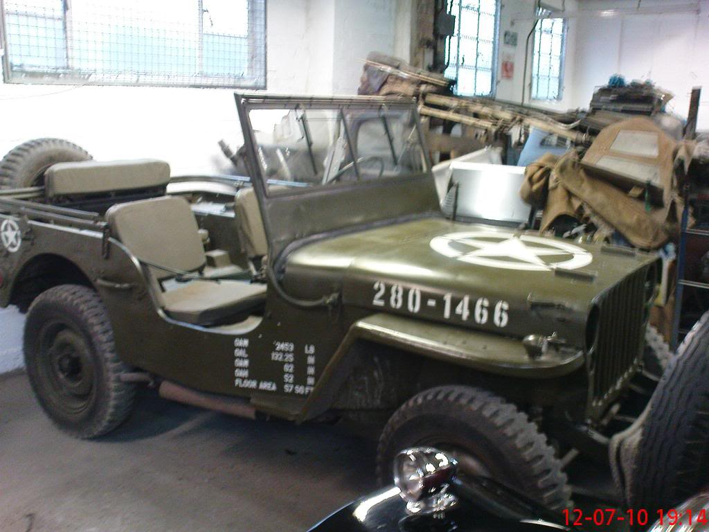 Jeep mb jeep : 1944 MB Willys Jeep | WW2Aircraft.net Forums