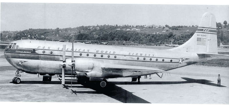 Academy 1/72 B-377-10-19 stratocruiser PAA-boeing3777-png