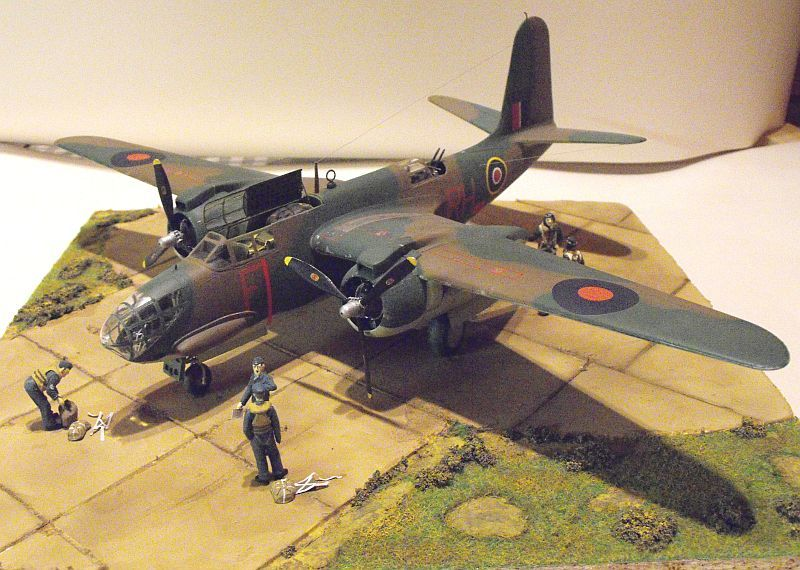 ****Finished - Boston MkIIIA, 88 Sqn. Group Build-bombers-build-203.jpg