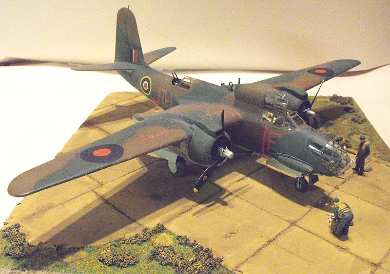 ****Finished - Boston MkIIIA, 88 Sqn. Group Build-bombers-build-207.jpg