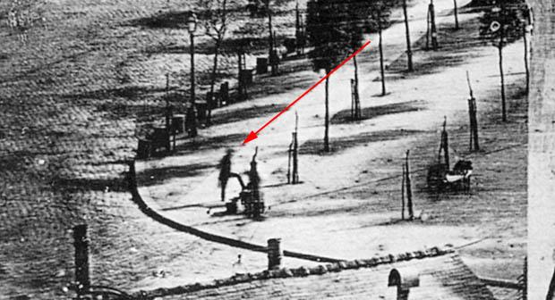 First Ever Photograph of a Human Being-boulevard2-jpg