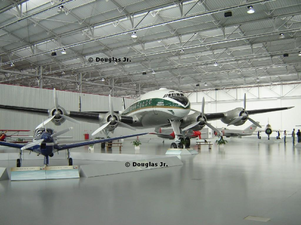 """Wings of a Dream"" - Brazilian Aviation Museum-constellation-2.jpg"