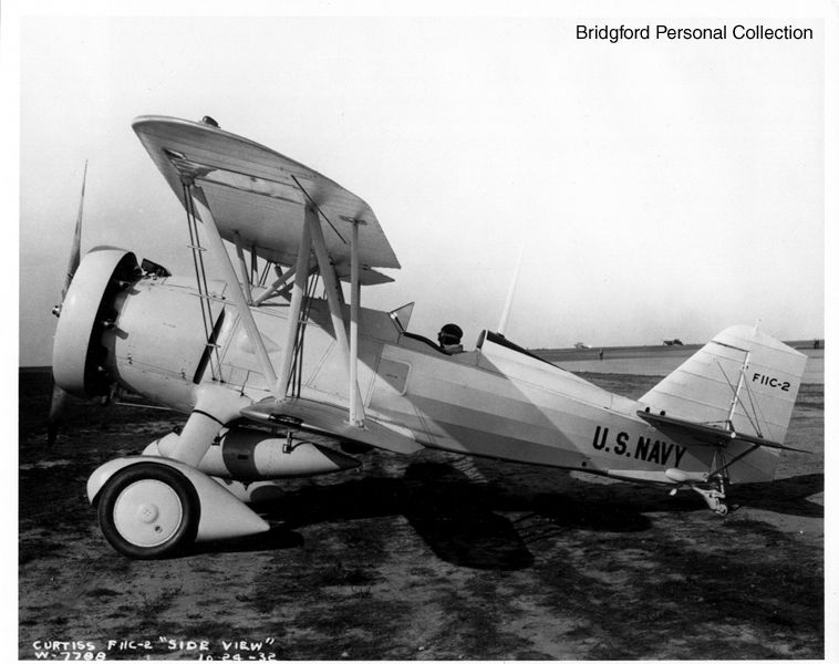 File Curtiss Bf2c 1 Jpg: Curtiss BF2C-1 & F-11C Hawks