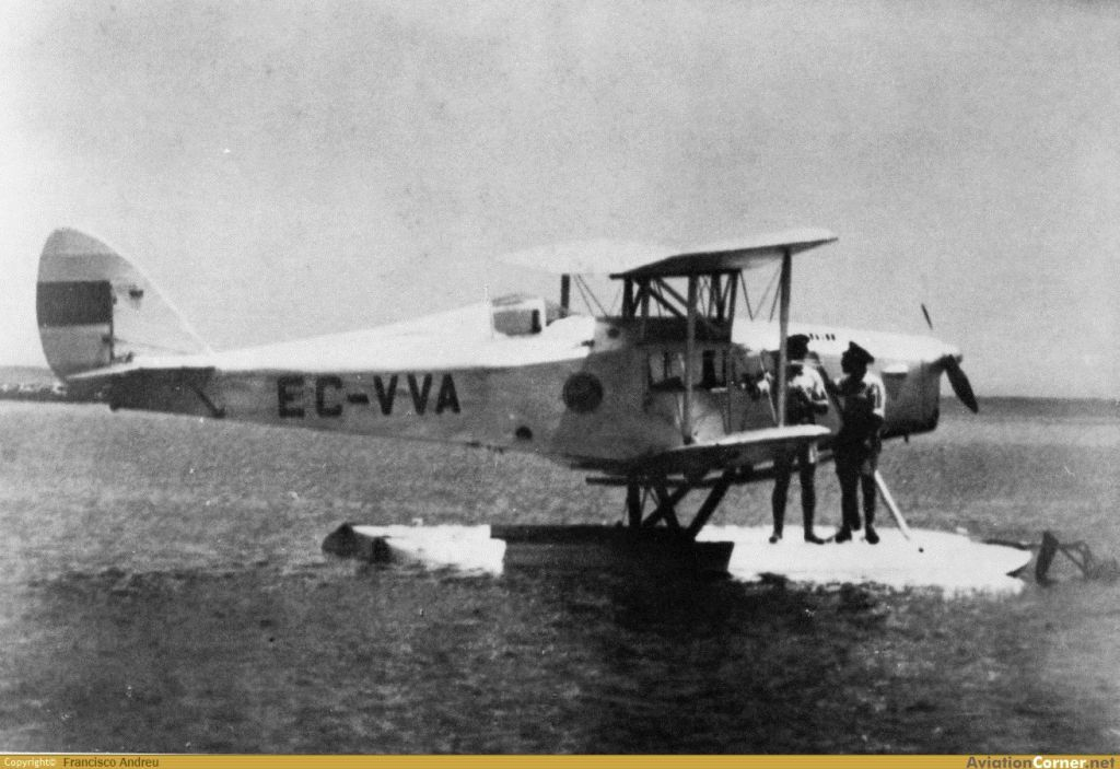 Spanish Civil War: Republican Air Force (FARE)-de-havilland-dh-83-fox-moth-jpg