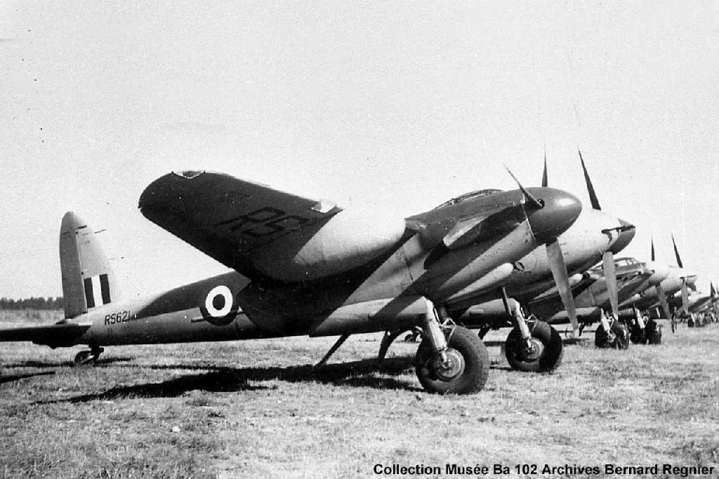 Armee de�l Air after the WWII: Colonial Conflicts-de-havilland-mosquito-002.jpg