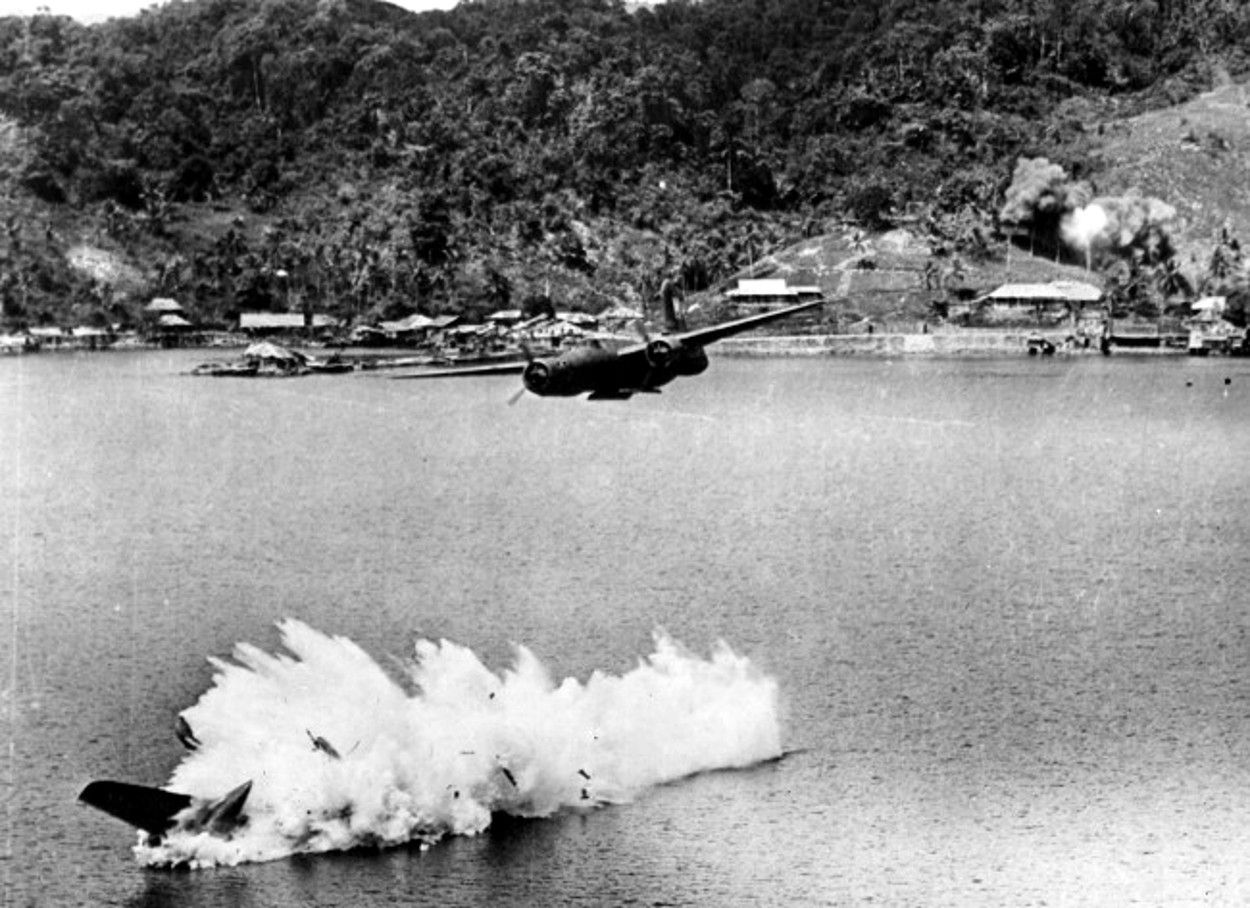 Do-Two-of-twelve-U.S.-A-20-Havoc-light-bombers-on-a-mission-against-Kokas-Indonesia-in-July-of-1.jpg