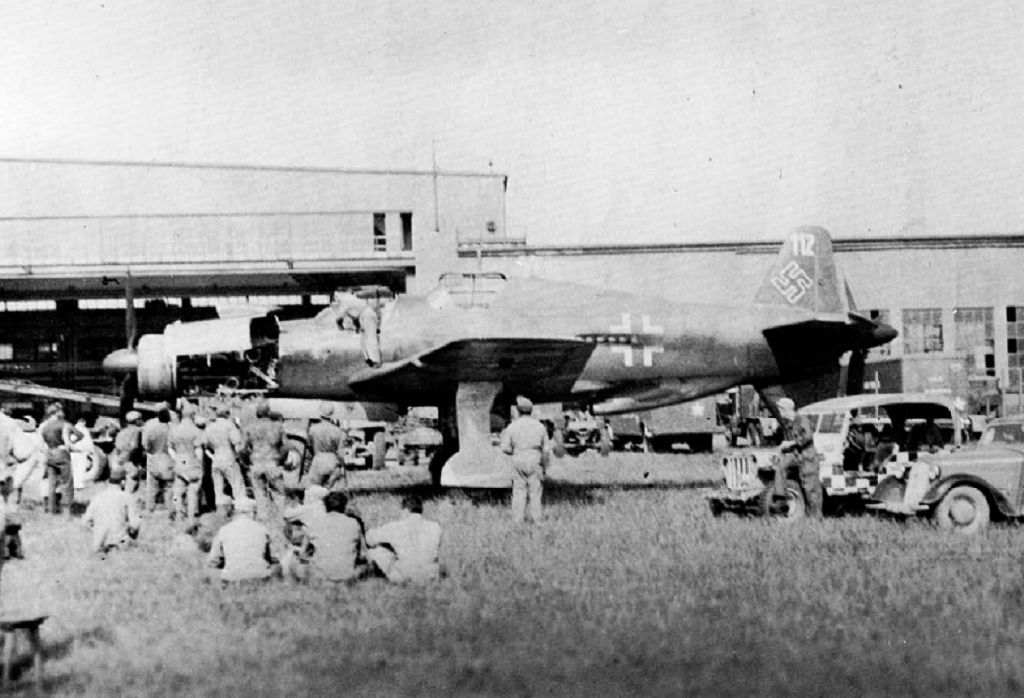 Captured Aircrafts: EEUU-dornier-do-335-pfeil-estados-unidos-004.jpg