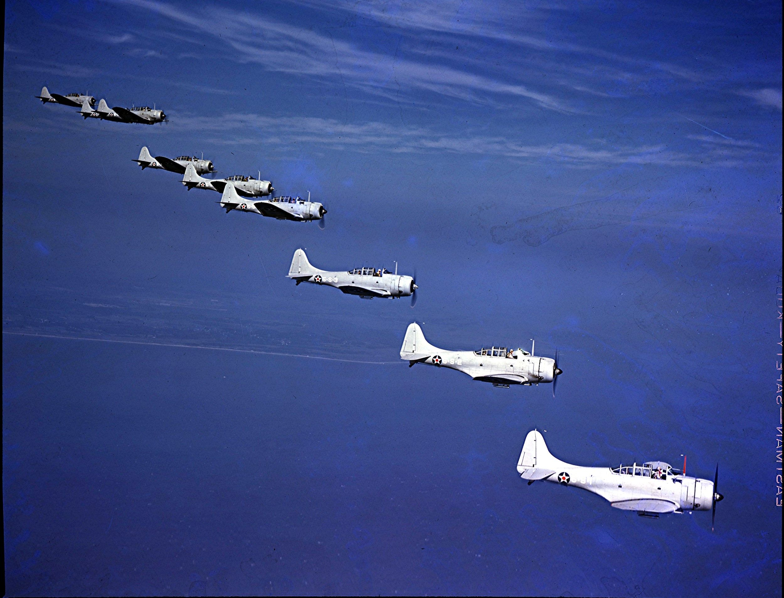 Douglas SBD-3 Dauntless   Aircraft of World War II - WW2Aircraft net