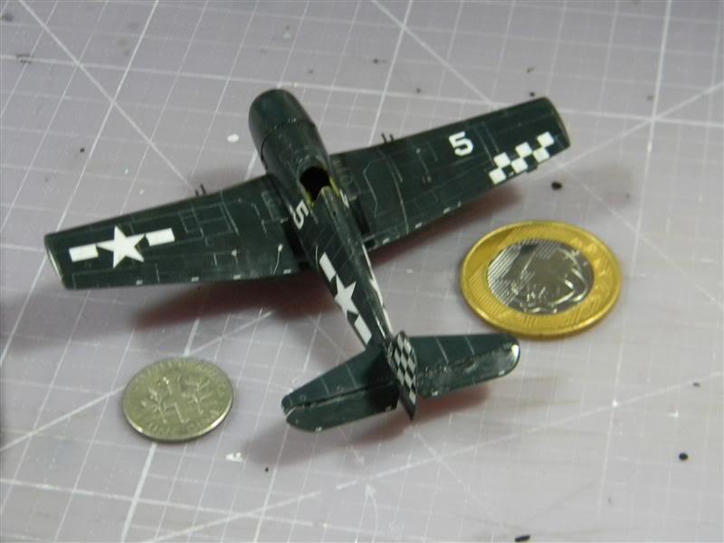 F6F-5 HELLCAT PLATZ 1/144 | Aircraft of World War II - WW2Aircraft