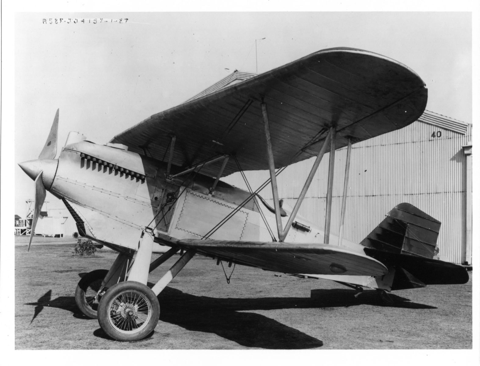 Curtiss F-6C Hawk | Aircraft of World War II - WW2Aircraft