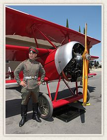 Planes of Fame - Flying History events 2012-fokker-dr1-pilot.jpg