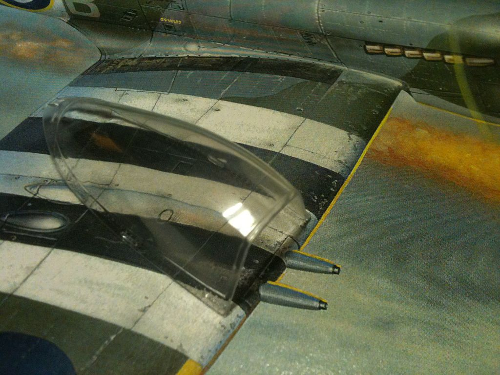 Building the Airfix Hawker Typhoon Mk.Ib - post 2 - Plasticfantastique | 768x1024