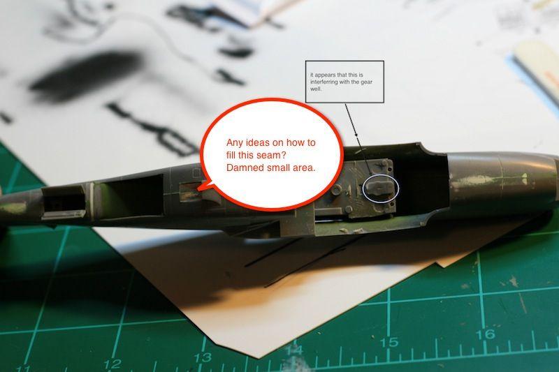 Tamiya 1/48 P-51B Build-fuse-belly-1-jpg