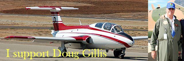 Pilot loses license after fatal jet crash in Tehachapi, Calif.-gillissupport.jpg