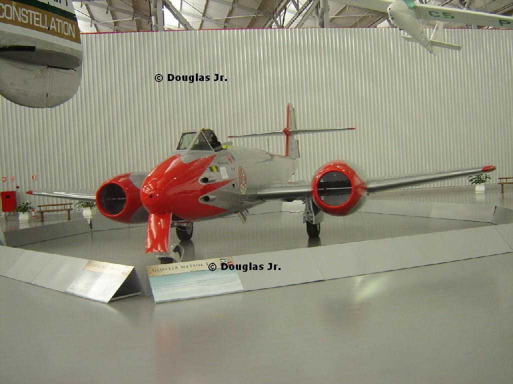 """Wings of a Dream"" - Brazilian Aviation Museum-gloster-meteor-1.jpg"