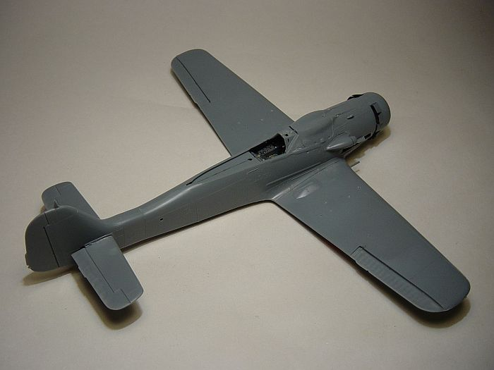 "Done : Fw190D-9, ""Black 12"" of Leutnant Teo Nibel of 10/JG54, Gruppe Build-group-build-111.jpg"