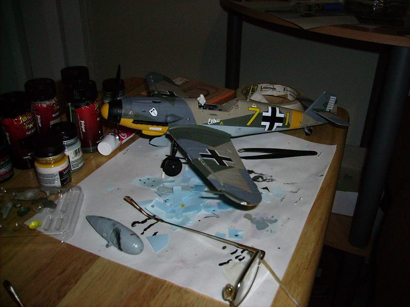 My Return To Modeling, The Bf 109F-4 of Viktor Bauer...-halloweenie-097.jpg