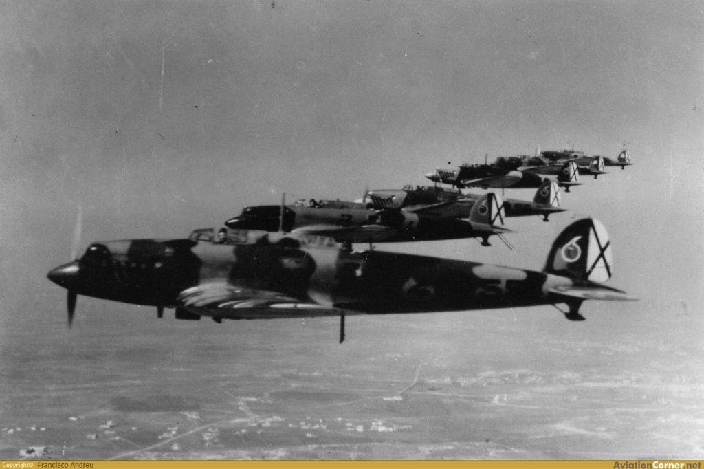 Spanish Civil War: Nationalist Air Force-jpg