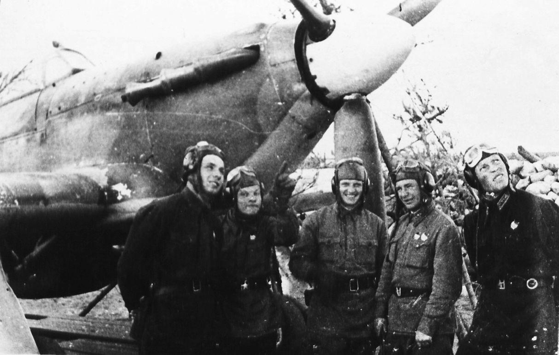 немецкие летчики в заполярье фото втором периоде ска