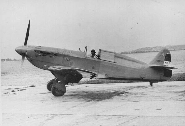 Ikarus IK-3   Aircraft of World War II - WW2Aircraft net Forums
