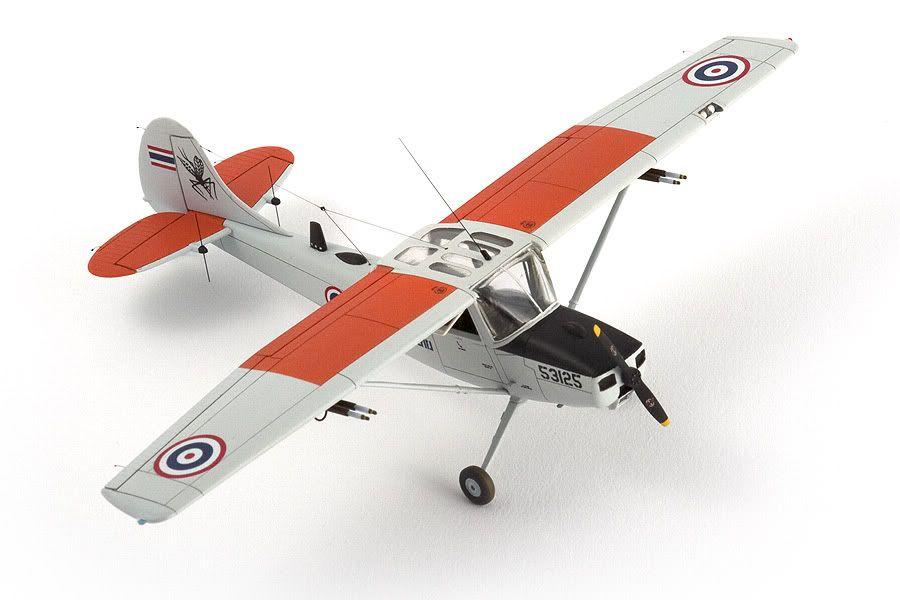 Airfix 1/72 Cessna O-1 Bird Dog   Aircraft of World War II