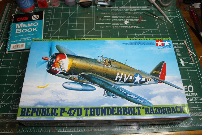 "**** DONE: 1/48 P-47D Thunderbolt ""Razorback"" - Your Favorite Aircraft of All Time GB-img_5027-resized-20.jpg"