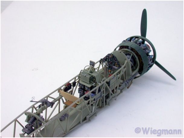Arado Ar 196A-3 from the Revell kit in 1/32 | Aircraft of World War